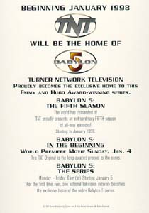 TNT Card - Back